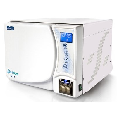 Midmark B18 and B23 Autoclaves