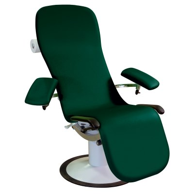 Deneo blood sampling chair